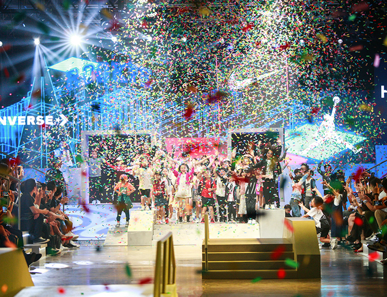 Rookie Fashion Show Debuts In Shanghai
